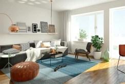 prestiżowy salon w luksusowym apartamencie na sprzedaż Grudziądz