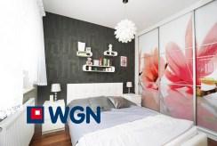 zaciszna sypialnia w ekskluzywnym apartamencie na sprzedaż Elbląg