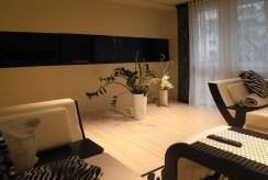 druga strona salonu w luksusowym apartamencie na wynajem Częstochowa