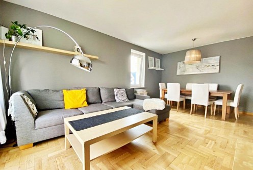 komfortowy pokój gościnny w ekskluzywnym apartamencie do wynajęcia Szczecin