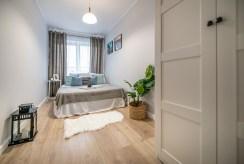 Apartament na sprzedaż Kalisz za 210 000 zł elegancka sypialnia