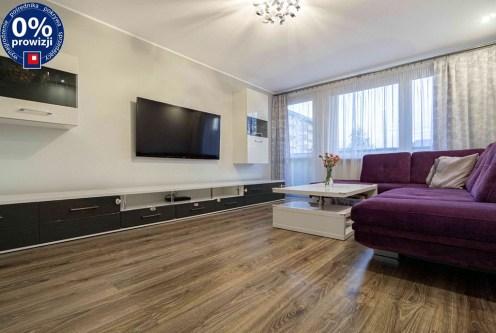 wytworny pokój gościnny w ekskluzywnym apartamencie do sprzedaży Katowice (okolice)