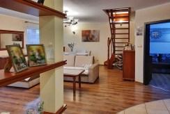 przestronne wnętrze luksusowego apartamentu na sprzedaż Nowogard