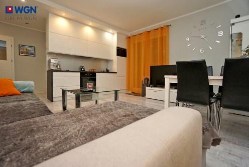 zaprojektowane zgodnie z nowoczesnymi trendami wnętrze ekskluzywnego apartamentu do sprzedaży Konin