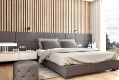 zaciszna sypialnia w ekskluzywnej willi do sprzedaży Legnica (okolice)