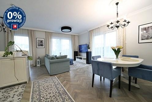 wytworny pokój dzienny w ekskluzywnej willi do sprzedaży Bolesławiec
