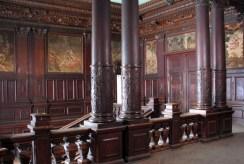 stylowe wnętrze ekskluzywnego pałacu do sprzedaży Dolny Śląsk