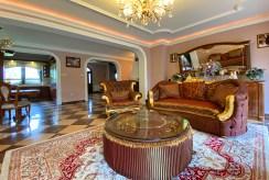 stylowo zaprojektowane wnętrze luksusowej willi na sprzedaż Inowrocław