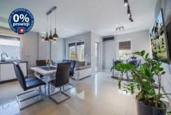 przestronne wnętrze luksusowego apartamentu na sprzedaż Bolesławiec