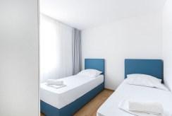 prywatna sypialnia w luksusowym apartamencie na sprzedaż Chorwacja (Sovlje)
