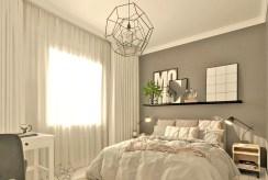 zaciszna sypialnia w luksusowym apartamencie do wynajmu Częstochowa