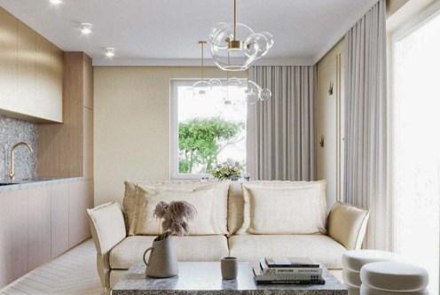 eleganckie wnętrze luksusowego apartamentu na sprzedaż Wałbrzych (okolice)