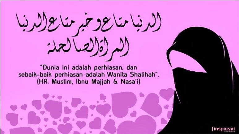 42+ Gambar Kata Bijak Muslimah Terbaru