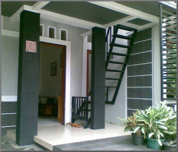 97 Model Dan Desain Teras Rumah Minimalis Sederhana Tapi