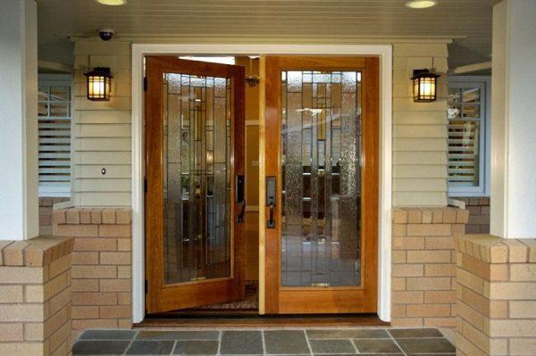 teras rumah minimalis batu alam keren