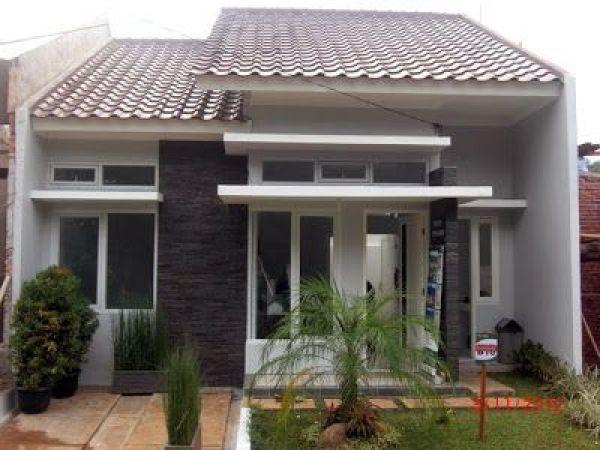 teras rumah minimalis sederhana modern