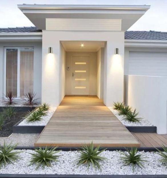 teras rumah minimalis sederhana nice