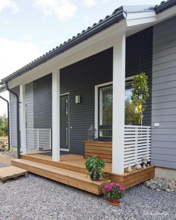 teras rumah minimalis sederhana mantaps