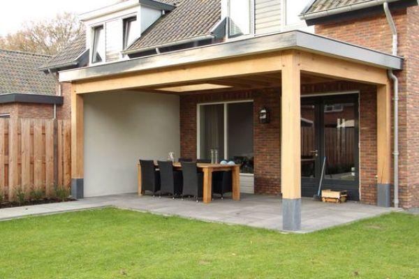 Teras Rumah minimalis Sederhana cantik