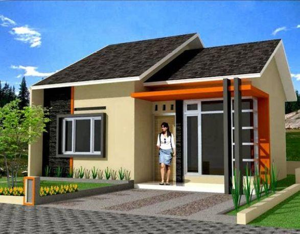 teras rumah minimalis sederhana modern klasik
