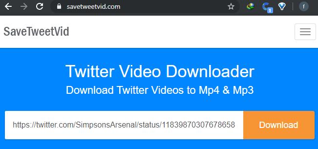 vieo twitter download