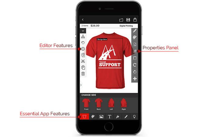 aplikasi desain baju gratis android