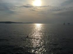 Second Swim 1