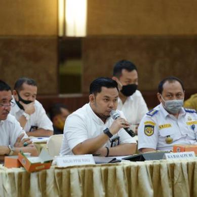 Kasatker PNP Riau, Aldino Herupriawan : Optimis Menjaga Kelanjutan Program Perumahan Di Tengah Covid-19