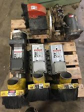 Omlat Router Spindle 4618-0006, s/n 993487, 9.2kW, 18000rpm, 380v, 600 Hz