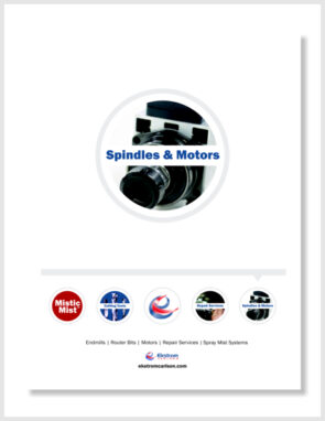 spindles and motors update