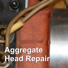 Aggregate Head Repair