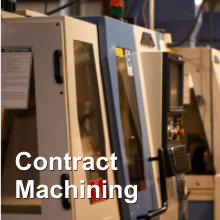 Contract Machining