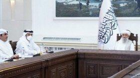 কাবুলে আফগান প্রধানমন্ত্রীর সঙ্গে কাতারের পররাষ্ট্রমন্ত্রীর সাক্ষাৎ