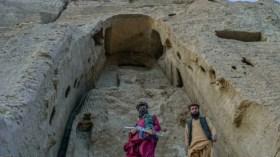 ঐতিহাসিক বুদ্ধ ধ্বংসস্তুপ পাহারা দিচ্ছে তালেবান