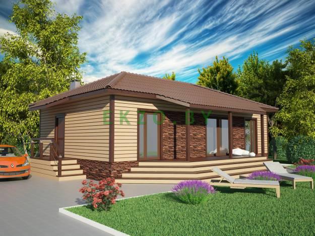 Комфортный дом K1 107.5 v2