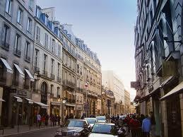 Un té en Rue du Faubourg