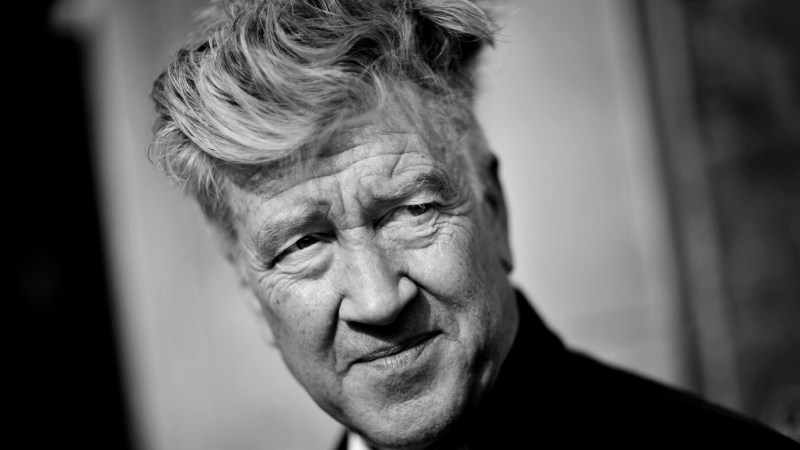 "David Lynch – ""Crazy Clown Time"""