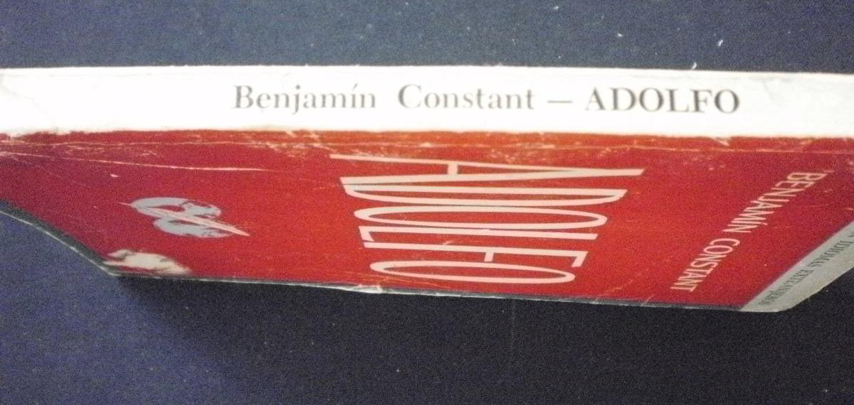 Adolfo – Benjamin Constant