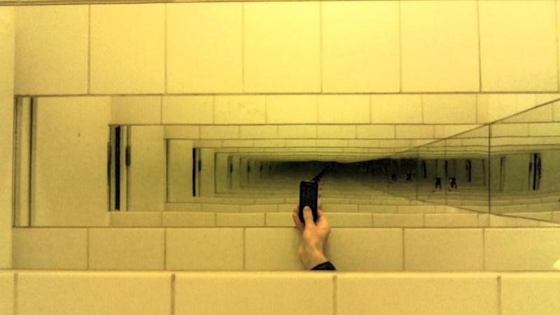 El personaje en el espejo: una antología infinita