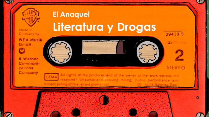 [Podcast] Literatura y Drogas: una conversación con Marc Caellas