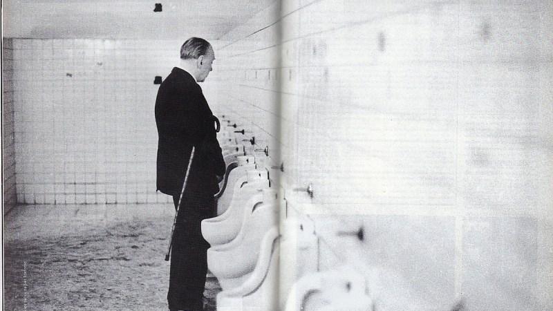 Borges y la Droga