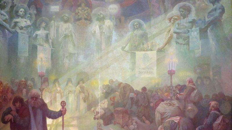 Alphonse Mucha: historia, creación y memoria