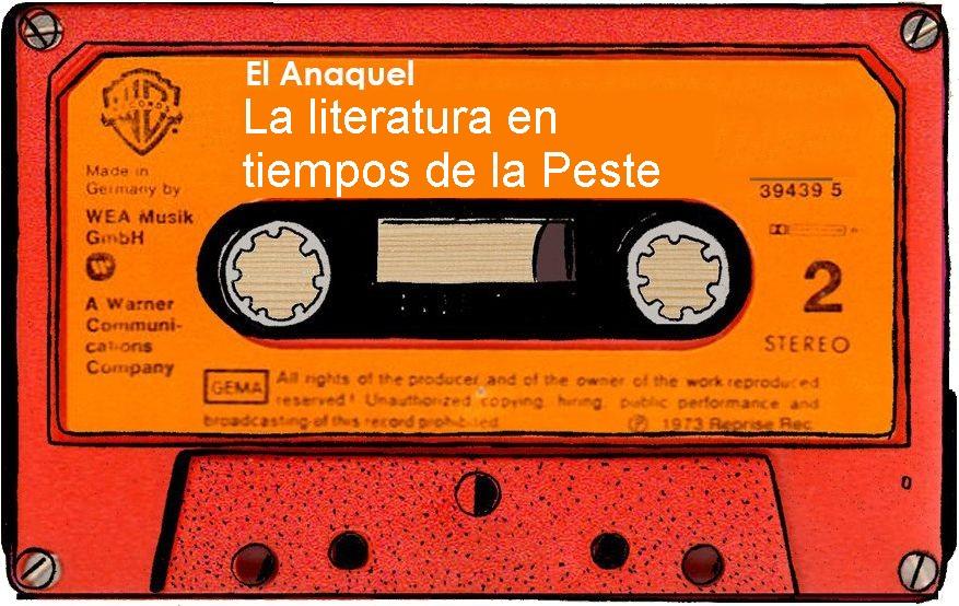 [Podcast] La literatura en tiempos de la Pandemia