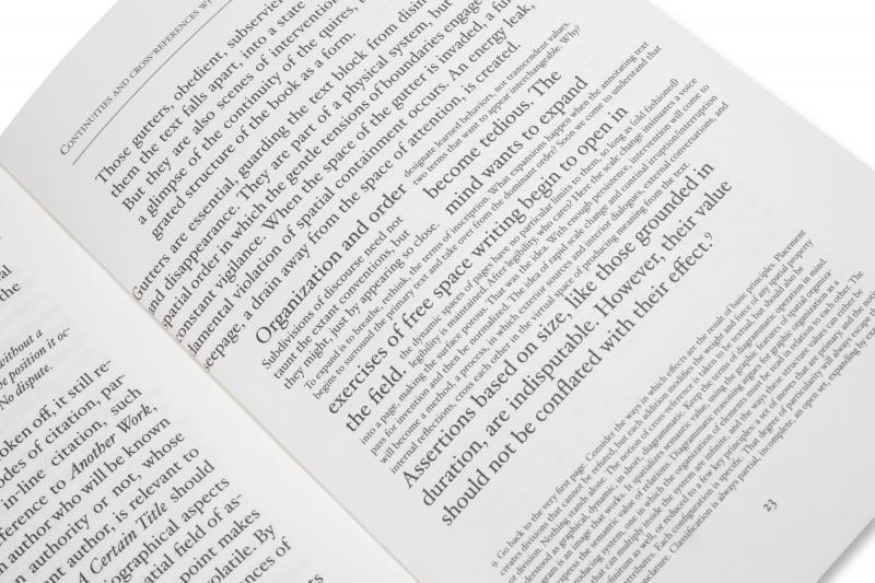 Diagrammatic Writing – Johanna Drucker
