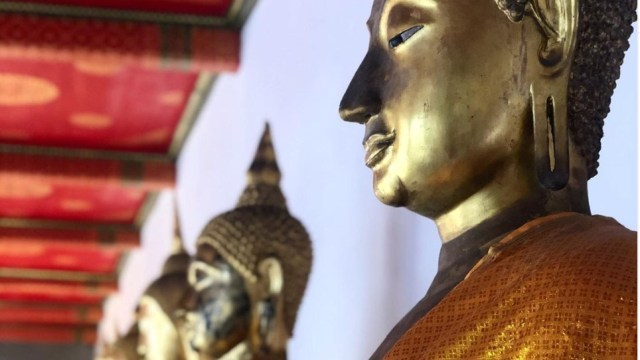 Tailandia Buda
