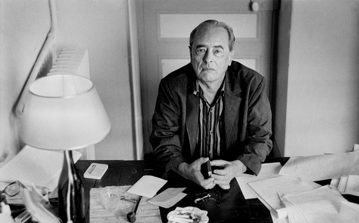 [Podcast] Witold Gombrowicz: Escritor Argentino