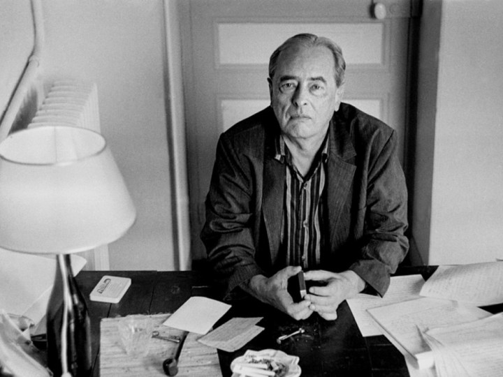 Witold Gombrowicz Escritor Argentino