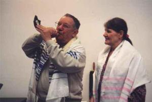 Paul et Anya Ghennassia, 1999