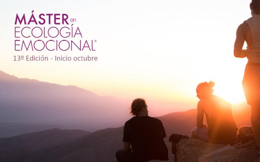 Imagen de la campaña del Máster en Ecología Emocional 2021-2023