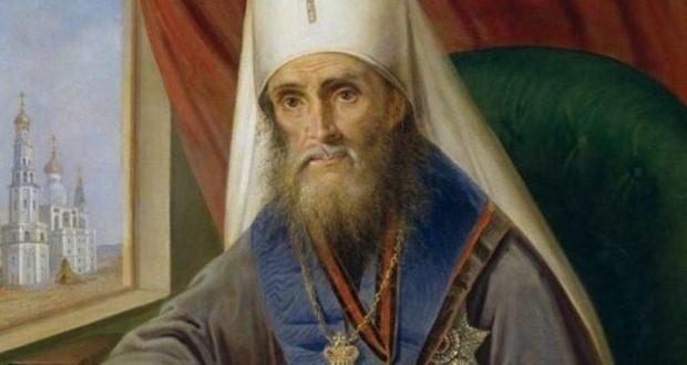Святитель Филарет Московский. Слово в НеделюКрестопоклонную